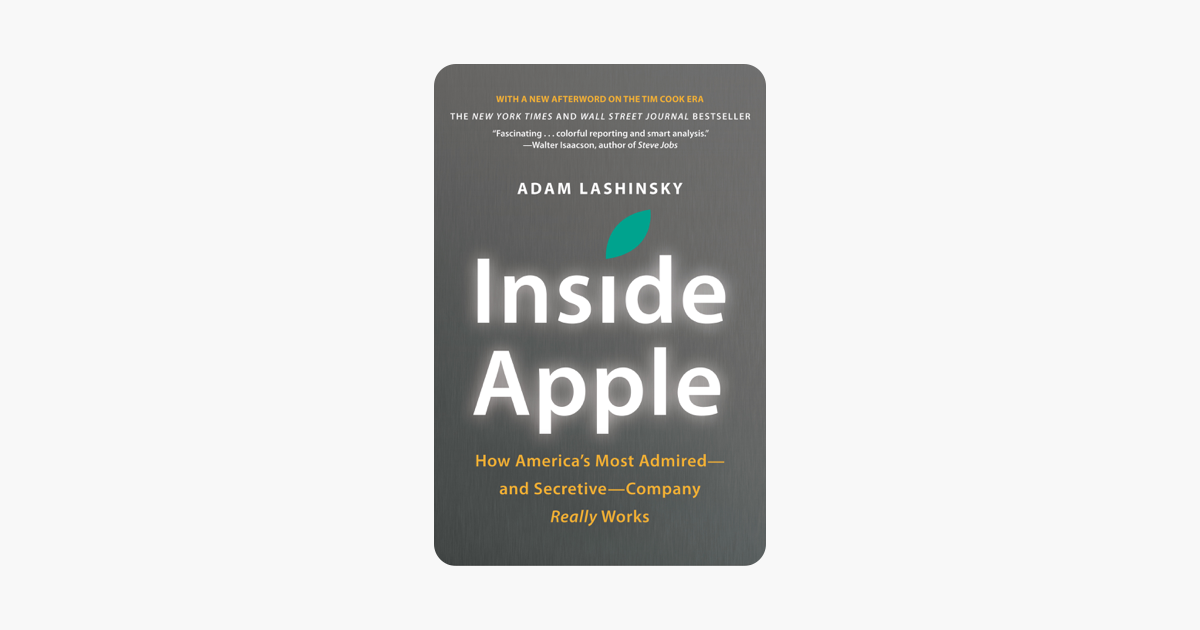 adam lashinsky inside apple pdf