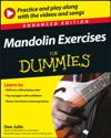 Mandolin Exercises For Dummies Enhanced Edition