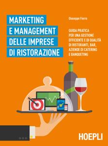 Marketing e management delle imprese di ristorazione Libro Cover