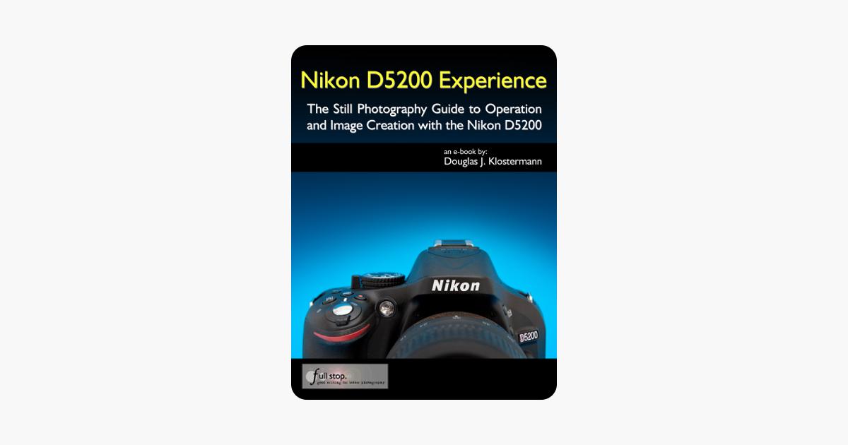 Nikon D5200 Book