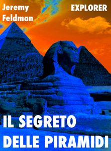 Il segreto delle Piramidi Copertina del libro