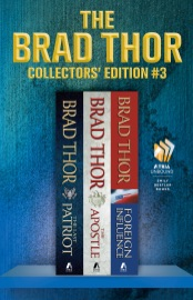 Brad Thor Collectors' Edition #3 PDF Download