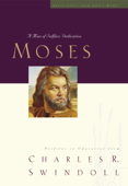Great Lives: Moses Book Cover