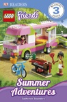 DK Readers L3 LEGO Friends Summer Adventures Enhanced Edition