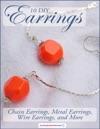 10 DIY Earrings Chain Earrings Metal Earrings Wire Earrings And More