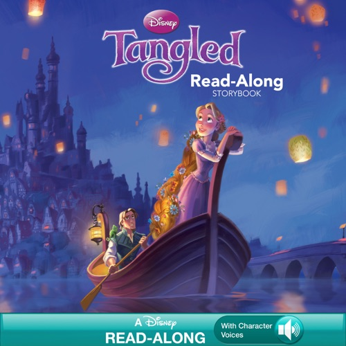 Disney Book Group - Tangled Read-Along Storybook
