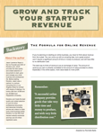 Grow and Track Your Startup Revenue