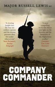 Company Commander Book Cover