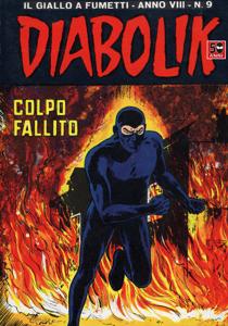 DIABOLIK (137) Libro Cover