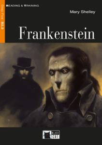 Frankenstein Copertina del libro