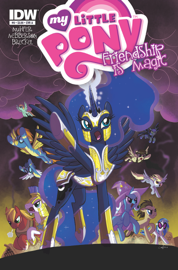 My Little Pony: Friendship is Magic #8 book