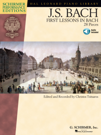 First Lessons in Bach (Songbook) Par First Lessons in Bach (Songbook)