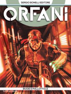 Orfani 7. Bugie e pallottole Libro Cover
