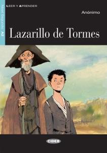 Lazarillo de Tormes Book Cover