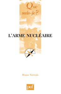L'arme nucléaire La couverture du livre martien