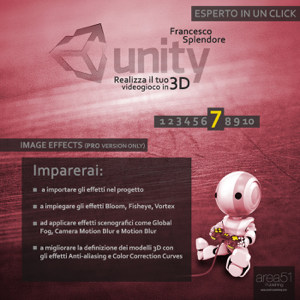 Unity: realizza il tuo videogioco in 3D. Livello 8 Libro Cover
