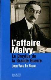 L'affaire Malvy