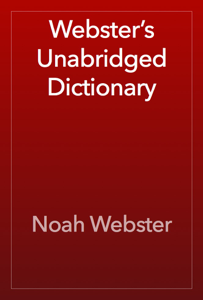 Webster's Unabridged Dictionary Book Review