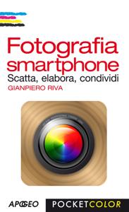 Fotografia smartphone Copertina del libro