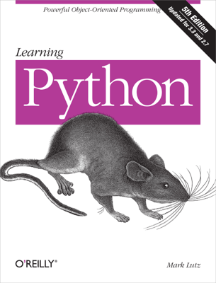 Learning Python - Mark Lutz book