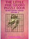 SUDOKU THE LITTLE PINK SUDOKU PUZZLE BOOK