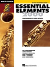 Essential Elements 2000 - Book 1 For B-flat Bass Clarinet Textbook