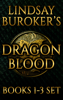 Lindsay Buroker - The Dragon Blood Collection  artwork