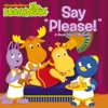 Say Please A Book About Manners The Backyardigans