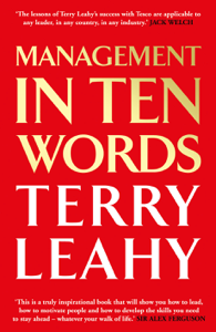 Management in 10 Words Cover Book