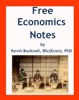 Kevin Bucknall - Free Economics Notes artwork