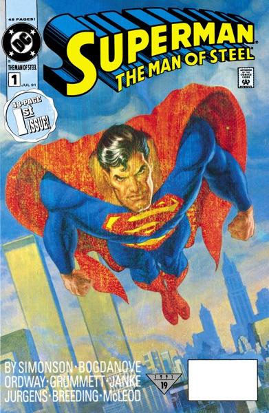 Superman: The Man of Steel (1991-2003) #1