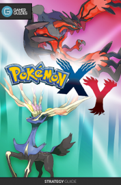 Pokémon X and Y - Strategy Guide book