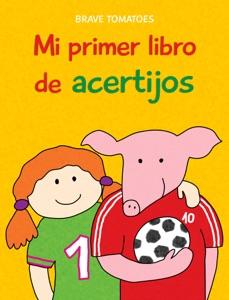 Mi primer libro de acertijos - Chistes divertidos y educativos para niños Book Cover