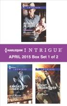 Harlequin Intrigue April 2015 - Box Set 1 Of 2