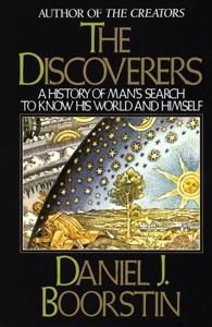 The Discoverers di Daniel J. Boorstin Copertina del libro