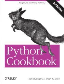 Python Cookbook book