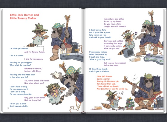 You Read to Me, I'll Read to You: (3) Very Short Mother Goose Tales to  Read Together