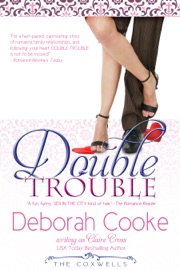 Double Trouble - Deborah Cooke Book