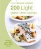 Hamlyn All Colour Cookery: 200 Light Gluten-free Recipes