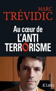 Au coeur de l'antiterrorisme La couverture du livre martien