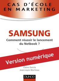 CAS DéCOLE EN MARKETING : SAMSUNG