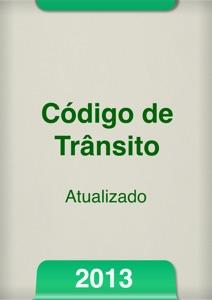 Código de Trânsito Brasileiro 2013 Book Cover