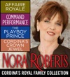 Nora Roberts Cordinas Royal Family Collection