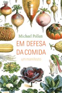Em defesa da comida Capa de livro