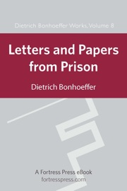 LETTERS AND PAPERS FROM PRISON DBS VOL 8