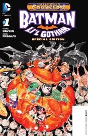 Download Halloween Comic Fest 2013 - Batman: Li'L Gotham: Special Edition #1