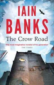 The Crow Road Book Cover