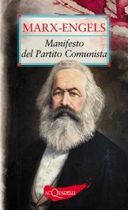 Manifesto del partito comunista Book Cover