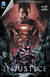 Injustice: Gods Among Us #16 book