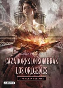 Princesa mecánica Book Cover